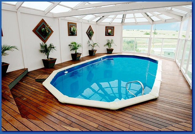 Photo gallery the pool place newcastle 39 s exclusive dealer for driclad premium above ground for Above ground swimming pool dealers
