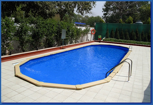 Above ground swimming pools affordable above ground for Affordable pools and supplies